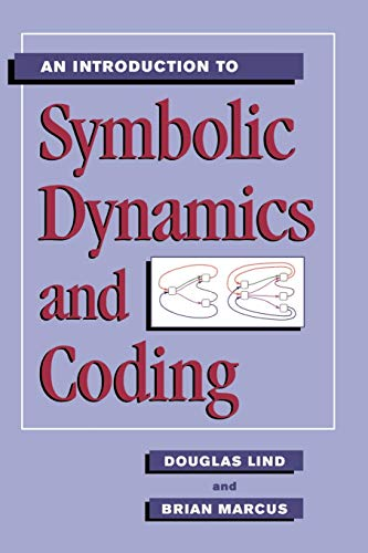 9780521559003: An Introduction to Symbolic Dynamics and Coding Paperback
