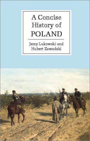 9780521559171: A Concise History of Poland (Cambridge Concise Histories)