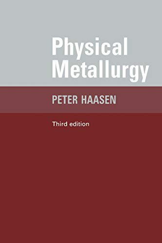 9780521559256: Physical Metallurgy 3rd Edition Paperback