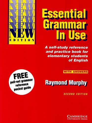 9780521559287: Essential Grammar in Use With Answers: A Self-Study Reference and Practice Book for Elementary Students of English