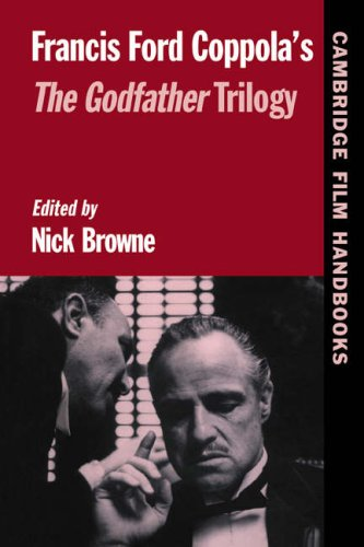 Francis Ford Coppola's the Godfather Trilogy: Browne, Nick