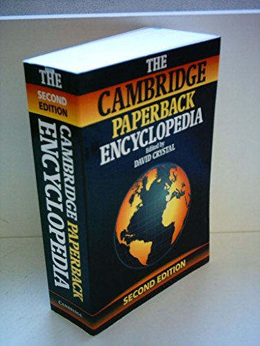 9780521559683: The Cambridge Paperback Encyclopedia