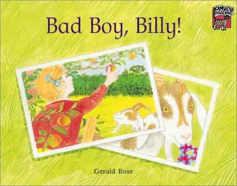 9780521559690: Bad Boy, Billy! (Cambridge Reading)