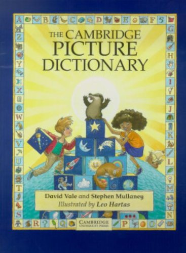 9780521559973: The Cambridge Picture Dictionary Picture dictionary