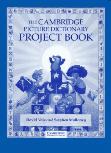 9780521559980: The Cambridge Picture Dictionary Project book
