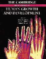9780521560467: The Cambridge Encyclopedia of Human Growth and Development