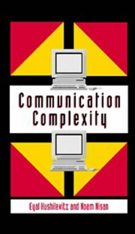 9780521560672: Communication Complexity