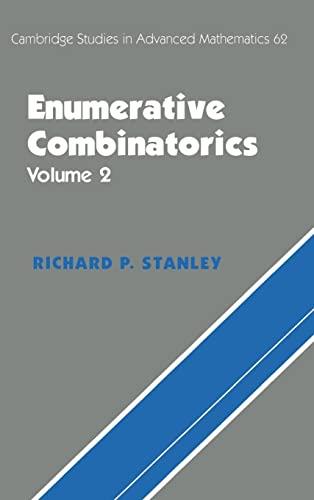 9780521560696: Enumerative Combinatorics, Volume 2