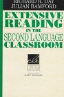 Extensive Reading in the Second Language Classroom.: Day, Richard R.