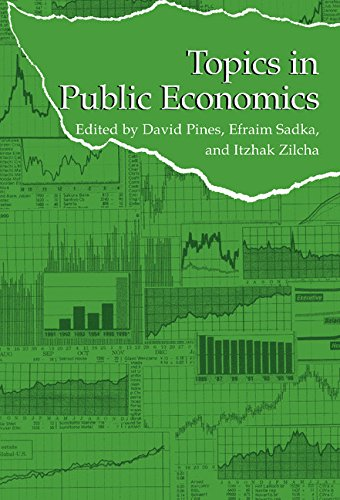 9780521561365: Topics in Public Economics: Theoretical and Applied Analysis