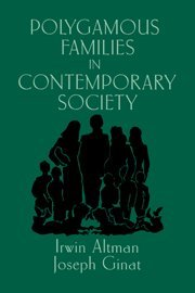 9780521561693: Polygamous Families in Contemporary Society