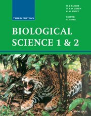 9780521561785: Biological Science 1 and 2