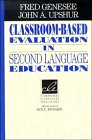 9780521562096: Classroom-Based Evaluation in Second Language Education (Cambridge Language Education)