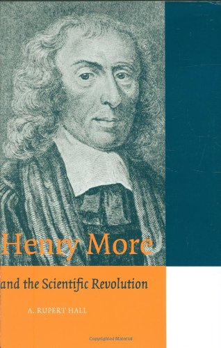 9780521562232: Henry More and the Scientific Revolution
