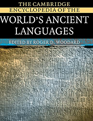 9780521562560: The Cambridge Encyclopedia of the World's Ancient Languages