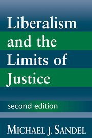 9780521562980: Liberalism and the Limits of Justice
