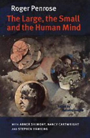 9780521563307: The Large, the Small and the Human Mind