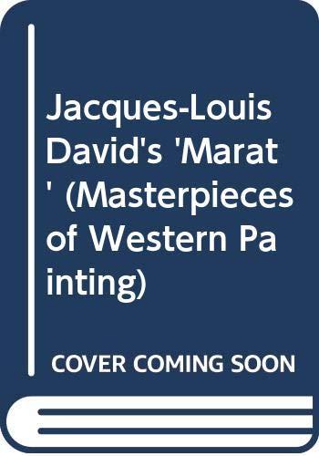 9780521563376: Jacques-Louis David's 'Marat'