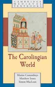 9780521563666: The Carolingian World (Cambridge Medieval Textbooks)