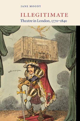 9780521563765: Illegitimate Theatre in London, 1770-1840
