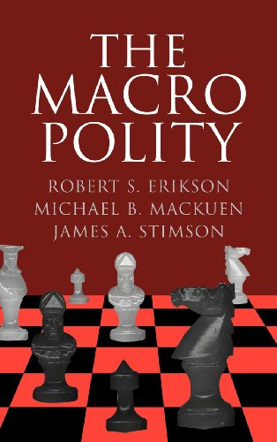 9780521563895: The Macro Polity (Cambridge Studies in Public Opinion and Political Psychology)