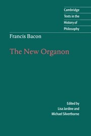 9780521563994: Francis Bacon: The New Organon (Cambridge Texts in the History of Philosophy)