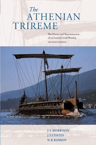 9780521564564: The Athenian Trireme: The History and Reconstruction of an Ancient Greek Warship