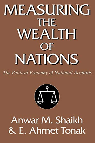 9780521564793: Measuring the Wealth of Nations: The Political Economy of National Accounts