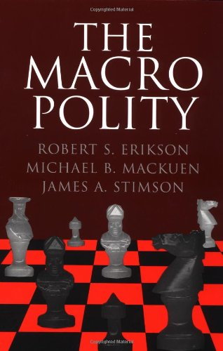 9780521564854: The Macro Polity (Cambridge Studies in Public Opinion and Political Psychology)