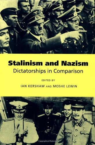 STALINISM AND NAZISM. DICTATORSHIPS IN COMPARISON