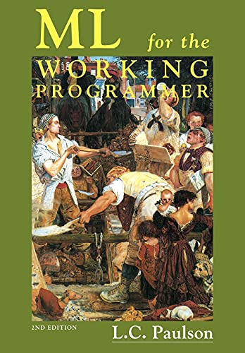 9780521565431: ML for the Working Programmer, 2nd Edition