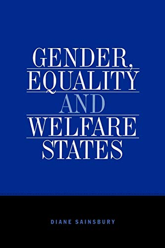 9780521565790: Gender, Equality and Welfare States