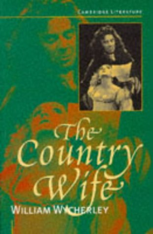 the country wife william wycherley set