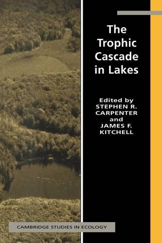 9780521566841: The Trophic Cascade in Lakes