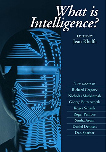 9780521566858: What is Intelligence? (Darwin College Lectures)