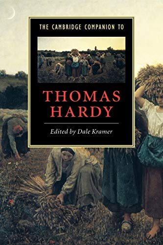9780521566926: The Cambridge Companion to Thomas Hardy