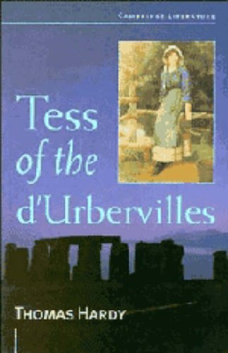 a review of ellen rooneys feminist analysis of the conflicts in tess of the durbervilles by thomas h Guide to the year's work: general materials signs of the times, had appeared in the edinburgh review of june 1829  (tess of the d'urbervilles.