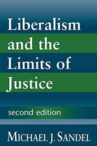 9780521567411: Liberalism and the Limits of Justice 2nd Edition Paperback