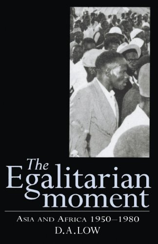 9780521567657: The Egalitarian Moment: Asia and Africa, 1950-1980