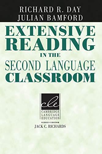9780521568296: Extensive Reading in the Second Language Classroom (Cambridge Language Education)