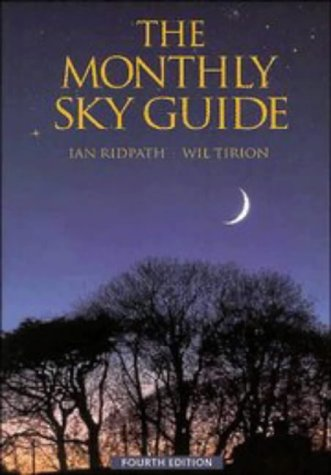 9780521568395: The Monthly Sky Guide