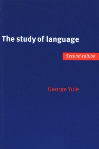 9780521568517: The Study of Language (Roman)