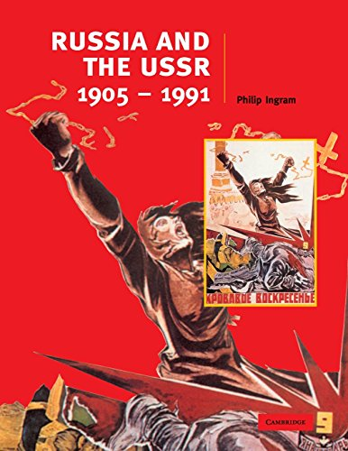 9780521568678: Russia and the USSR, 1905-1991 (Cambridge History Programme Key Stage 4)