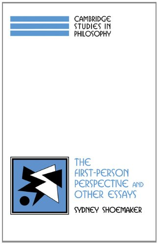 9780521568715: The First-Person Perspective and Other Essays