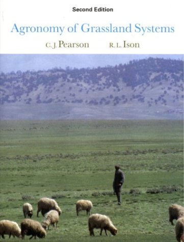 9780521568890: Agronomy of Grassland Systems