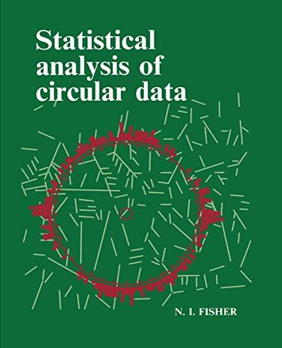 9780521568906: Statistical Analysis of Circular Data Paperback