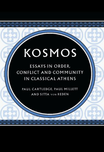 9780521570817: Kosmos: Essays in Order, Conflict and Community in Classical Athens