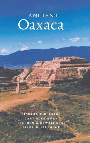 9780521571142: Ancient Oaxaca (Case Studies in Early Societies)