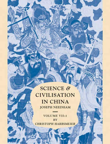 9780521571432: Science and Civilisation in China: Volume 7, The Social Background, Part 1, Language and Logic in Traditional China: 007