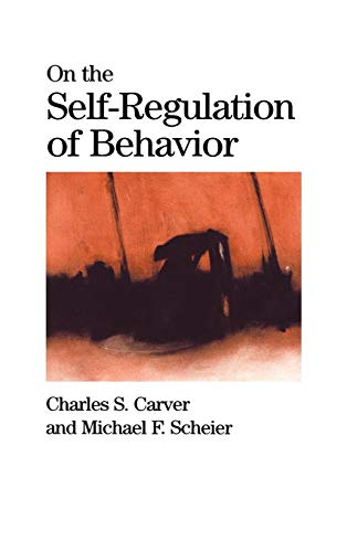 9780521572040: On the Self-Regulation of Behavior